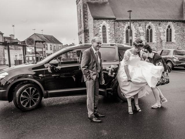 Le mariage de Jean Baptiste et Marie à Châteaubriant, Loire Atlantique 1