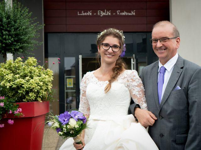 Le mariage de Jean Baptiste et Marie à Châteaubriant, Loire Atlantique 14