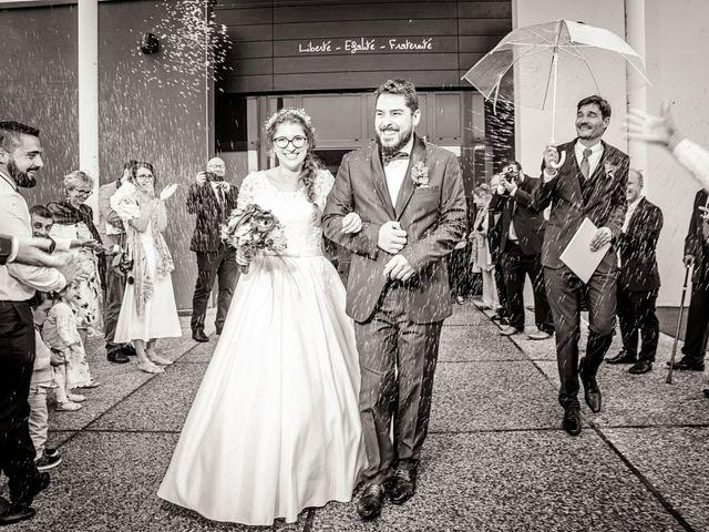 Le mariage de Jean Baptiste et Marie à Châteaubriant, Loire Atlantique 17