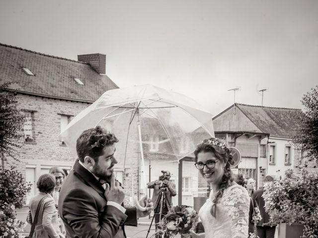 Le mariage de Jean Baptiste et Marie à Châteaubriant, Loire Atlantique 18