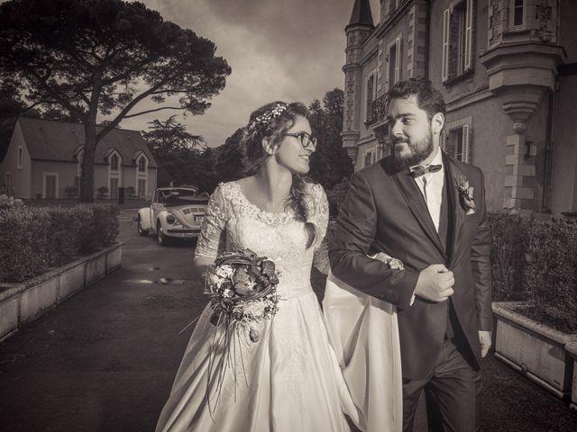 Le mariage de Marie et Jean Baptiste