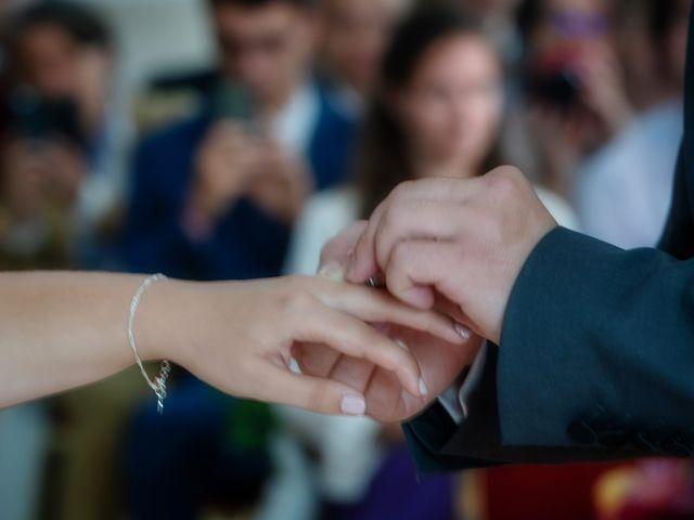 Le mariage de Jean Baptiste et Marie à Châteaubriant, Loire Atlantique 22