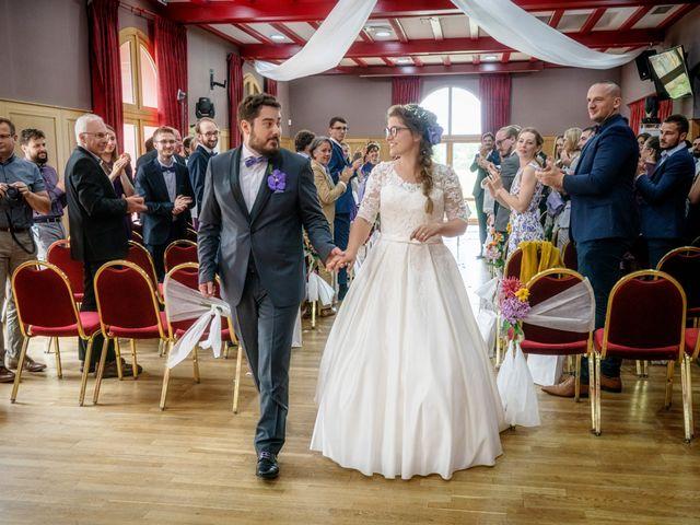 Le mariage de Jean Baptiste et Marie à Châteaubriant, Loire Atlantique 24