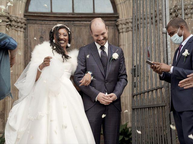 Le mariage de Cynthia et Axel