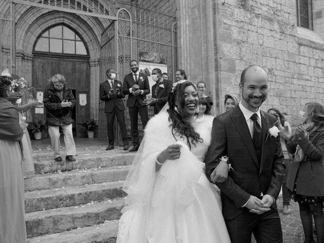 Le mariage de Axel et Cynthia à Cahors, Lot 67