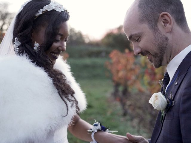Le mariage de Axel et Cynthia à Cahors, Lot 74