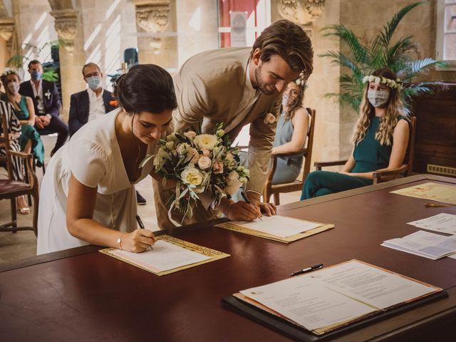 Le mariage de Damien et Antoinette à Aix-en-Provence, Bouches-du-Rhône 5