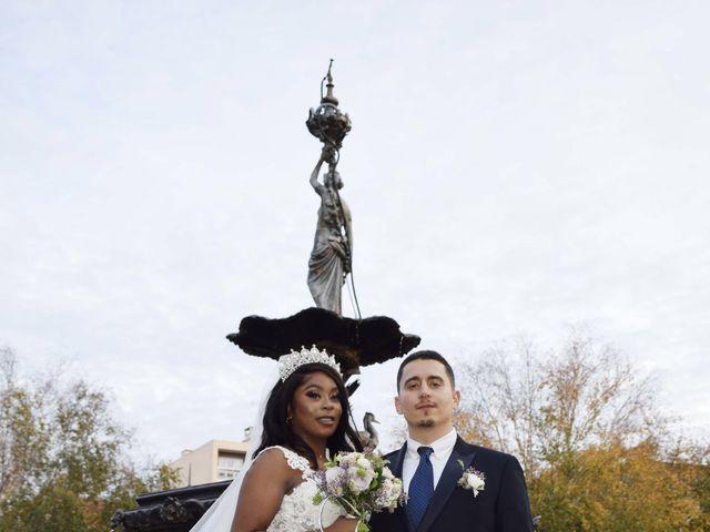 Le mariage de Kevin et Brunelli à Aulnay-sous-Bois, Seine-Saint-Denis 3