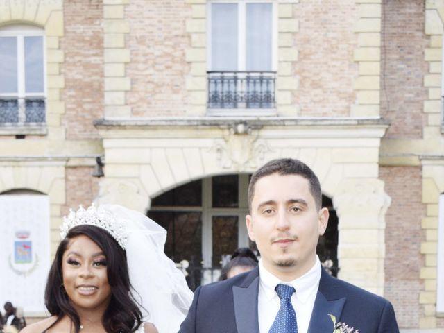 Le mariage de Kevin et Brunelli à Aulnay-sous-Bois, Seine-Saint-Denis 4