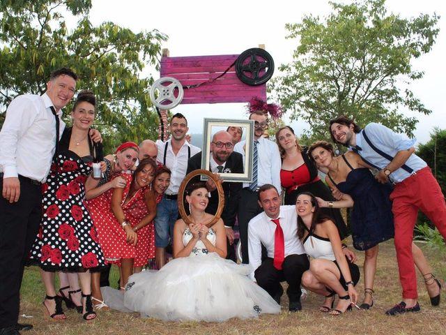 Le mariage de Hullo et Rouzaud  à Laroque-des-Albères, Pyrénées-Orientales 1