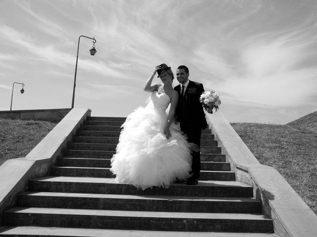 Le mariage de Steven et Laura à Loon-Plage, Nord 1