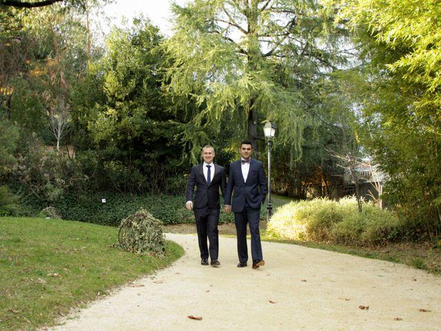 Le mariage de Stéphane et James à Saint-Hilaire-de-Brethmas, Gard 12