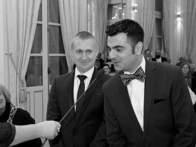 Le mariage de Stéphane et James à Saint-Hilaire-de-Brethmas, Gard 23