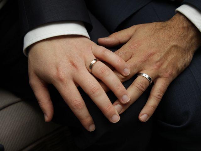 Le mariage de Stéphane et James à Saint-Hilaire-de-Brethmas, Gard 2