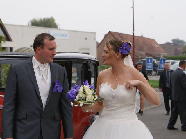 Le mariage de Emily et Maxime à Blaringhem, Nord 9