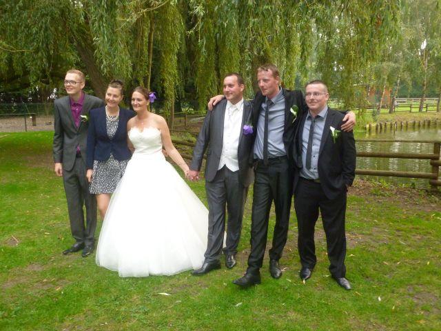 Le mariage de Emily et Maxime à Blaringhem, Nord 17