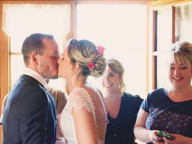 Le mariage de Sylvain et Coralie à Vailly, Haute-Savoie 4