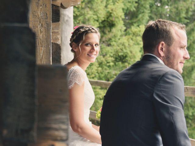Le mariage de Sylvain et Coralie à Vailly, Haute-Savoie 5