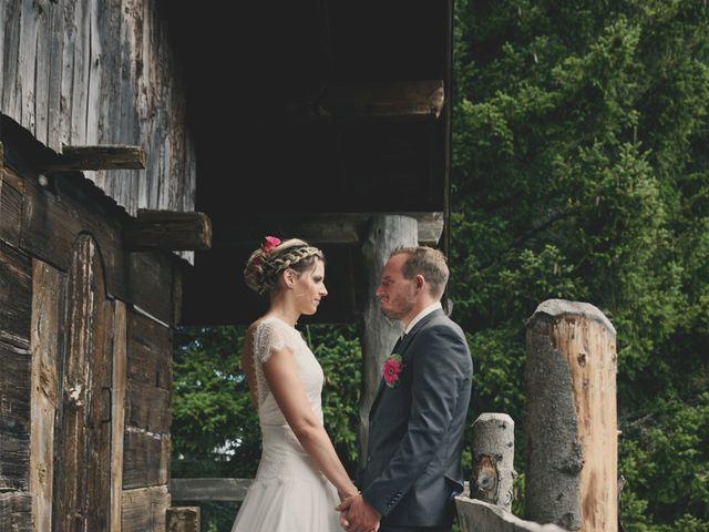 Le mariage de Sylvain et Coralie à Vailly, Haute-Savoie 6