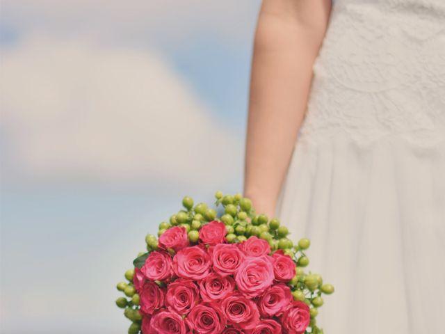 Le mariage de Sylvain et Coralie à Vailly, Haute-Savoie 8