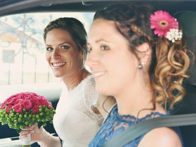 Le mariage de Sylvain et Coralie à Vailly, Haute-Savoie 11