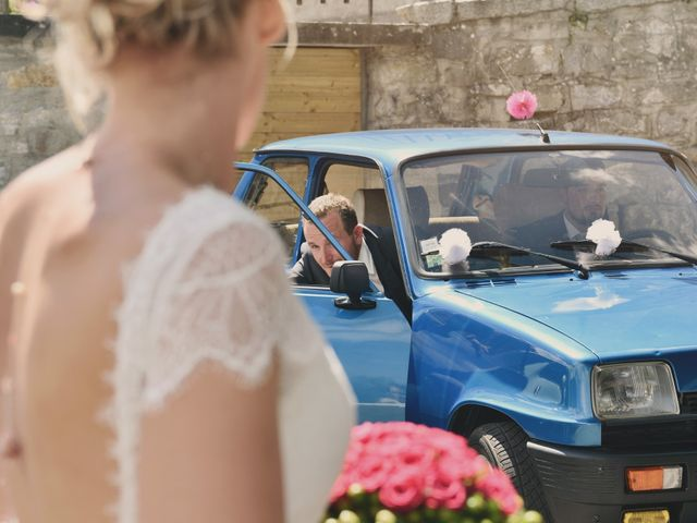Le mariage de Sylvain et Coralie à Vailly, Haute-Savoie 12