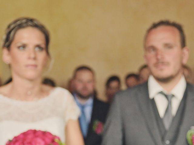 Le mariage de Sylvain et Coralie à Vailly, Haute-Savoie 16