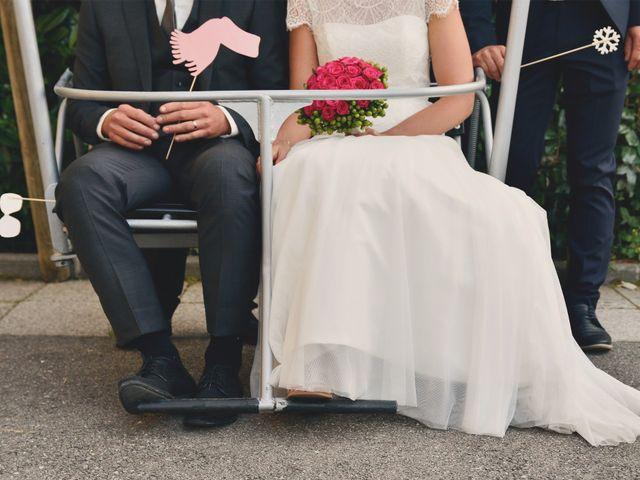 Le mariage de Sylvain et Coralie à Vailly, Haute-Savoie 35