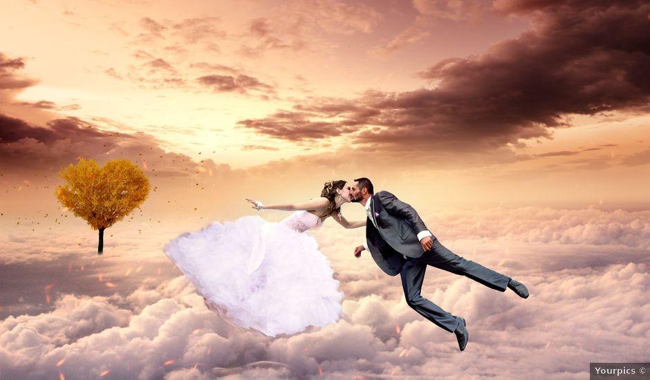 Le mariage de Vincent et Kristelle à Mézières-sur-Issoire, Haute-Vienne