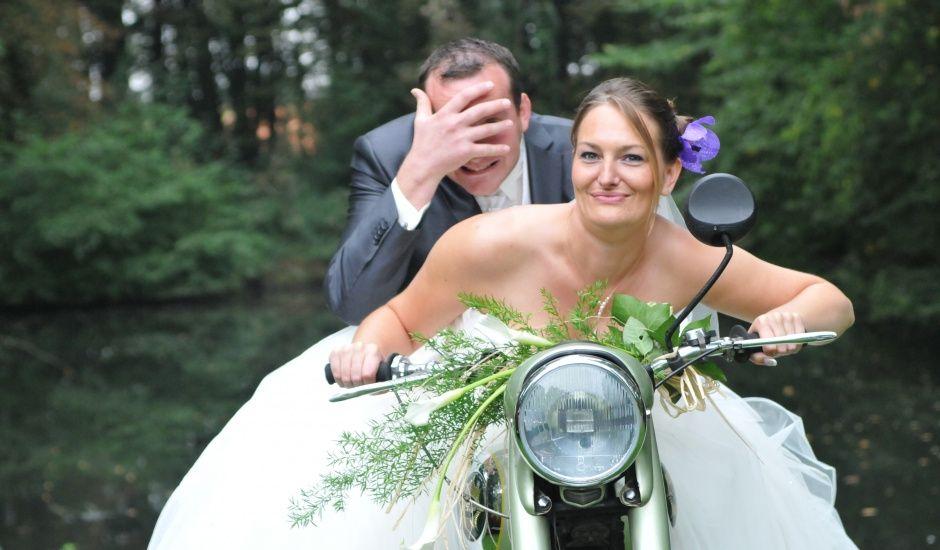 Le mariage de Emily et Maxime à Blaringhem, Nord