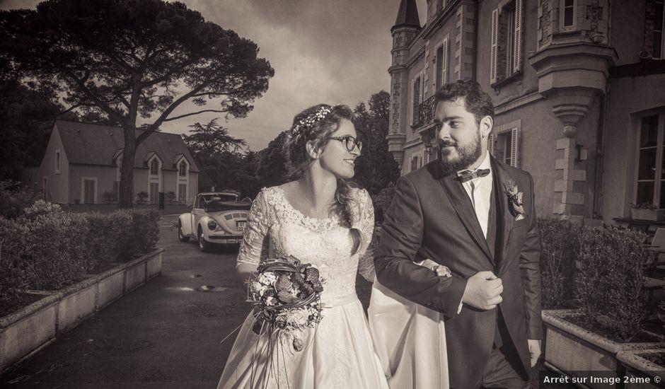 Le mariage de Jean Baptiste et Marie à Châteaubriant, Loire Atlantique