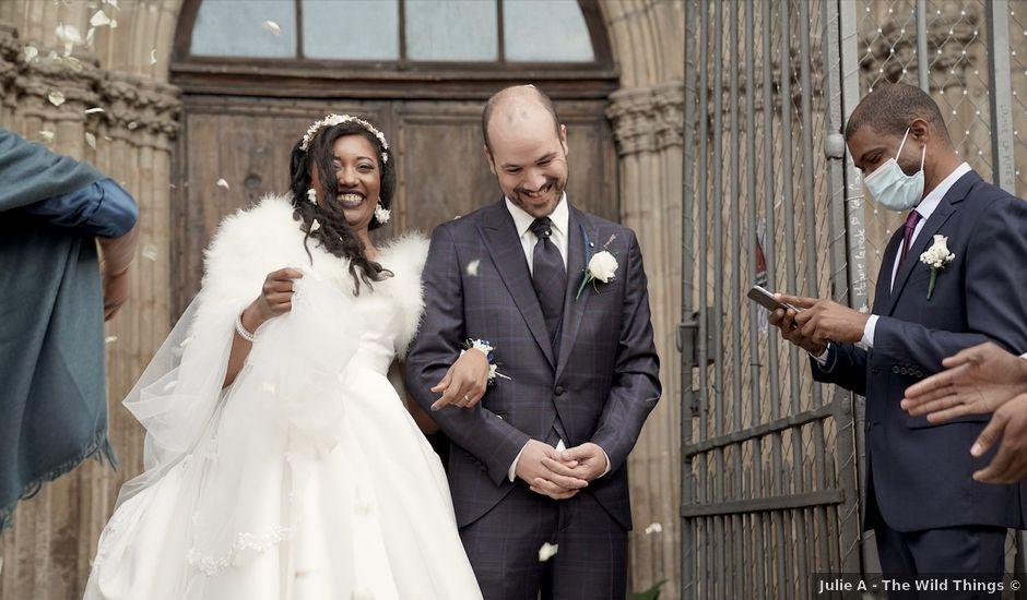 Le mariage de Axel et Cynthia à Cahors, Lot