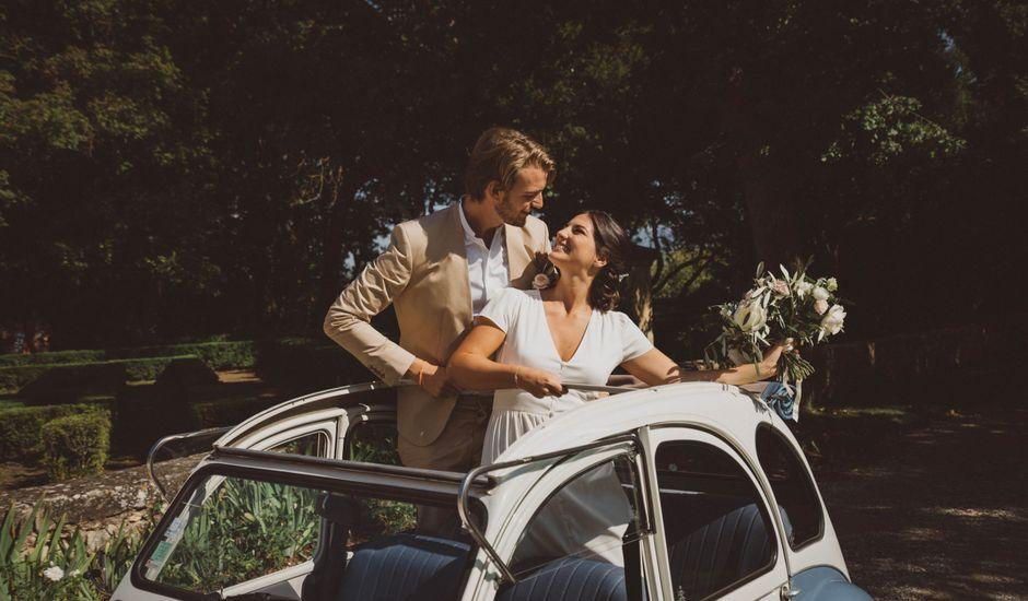 Le mariage de Damien et Antoinette à Aix-en-Provence, Bouches-du-Rhône