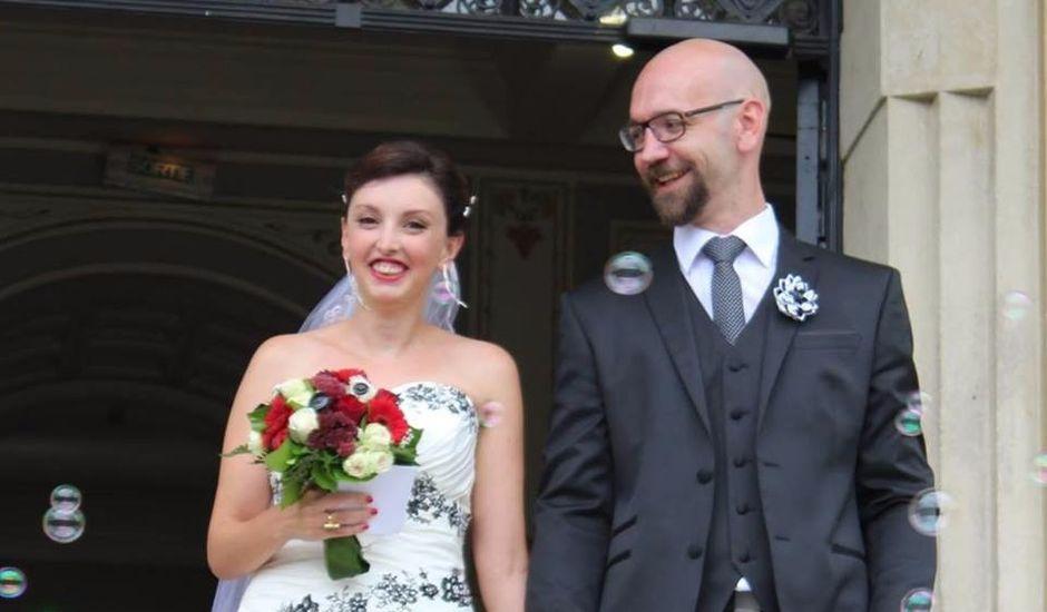 Le mariage de Hullo et Rouzaud  à Laroque-des-Albères, Pyrénées-Orientales