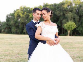 Le mariage de Nadia et Hervé