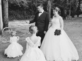 Le mariage de Lindsey  et Damien