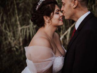 Le mariage de Jessica et Aurélien