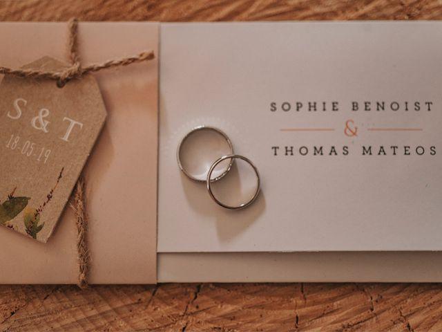 Le mariage de Thomas et Sophie à Montpellier, Hérault 2