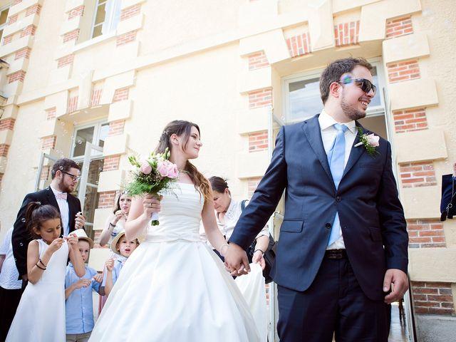 Le mariage de Adrien et Sabrina à Savigny-le-Temple, Seine-et-Marne 74