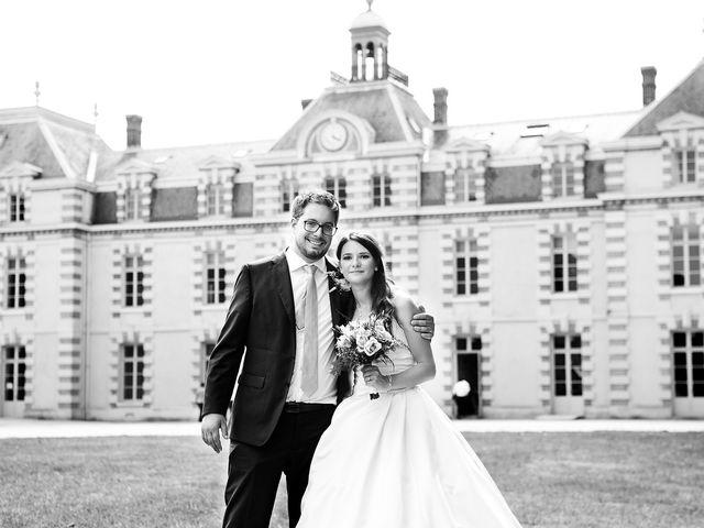 Le mariage de Adrien et Sabrina à Savigny-le-Temple, Seine-et-Marne 89