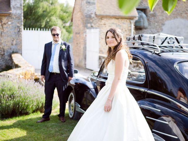 Le mariage de Sabrina et Adrien