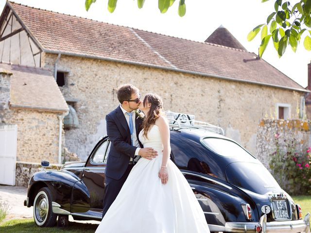 Le mariage de Adrien et Sabrina à Savigny-le-Temple, Seine-et-Marne 108