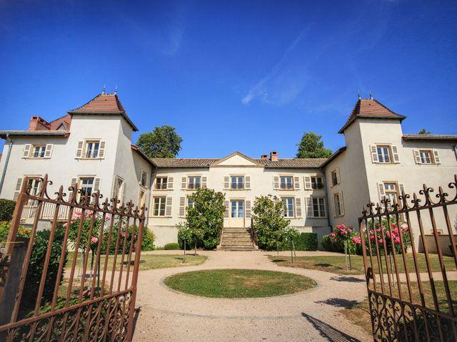 Le mariage de Fabien et Lauriane à La Chapelle-de-Guinchay, Saône et Loire 3