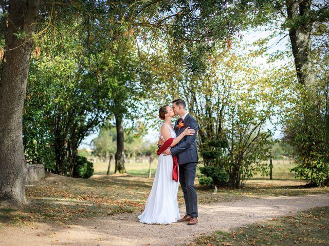 Le mariage de Fabien et Lauriane à La Chapelle-de-Guinchay, Saône et Loire 21