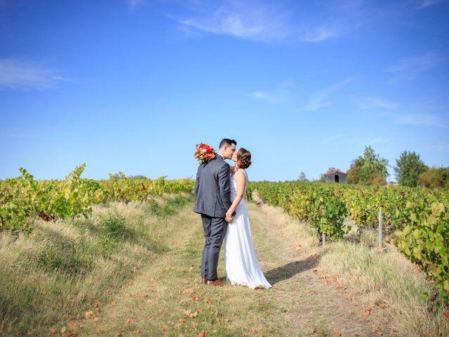 Le mariage de Fabien et Lauriane à La Chapelle-de-Guinchay, Saône et Loire 2