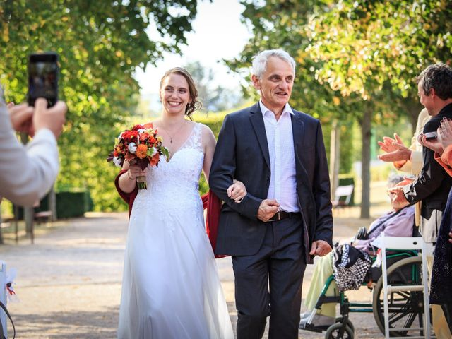 Le mariage de Fabien et Lauriane à La Chapelle-de-Guinchay, Saône et Loire 27