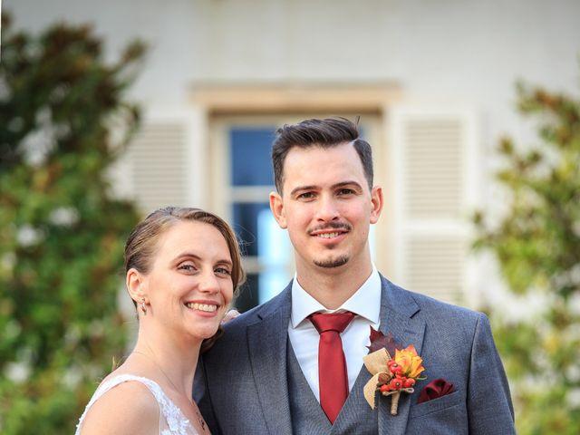 Le mariage de Fabien et Lauriane à La Chapelle-de-Guinchay, Saône et Loire 31