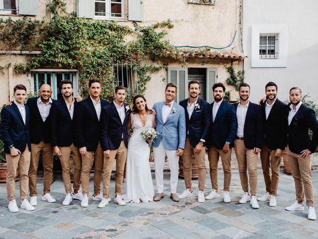 Le mariage de Alexandre et Lea à Grimaud, Var 30