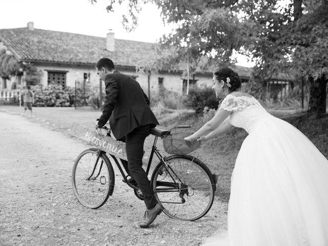 Le mariage de Hervé et Nadia à Nérac, Lot-et-Garonne 14