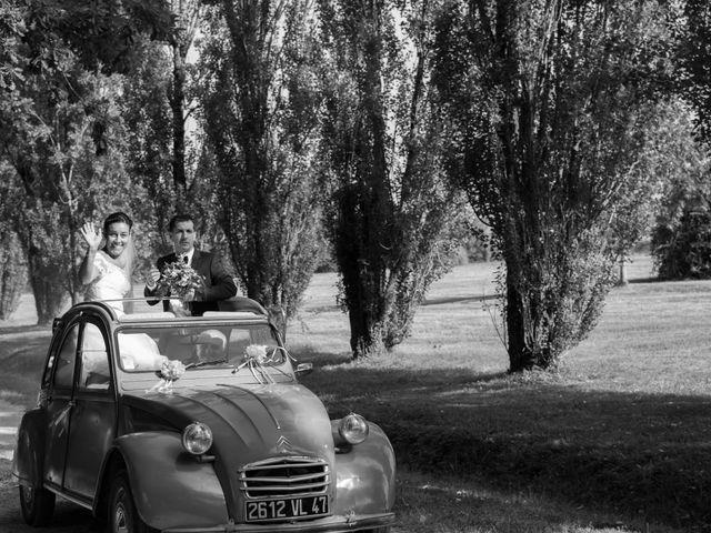 Le mariage de Hervé et Nadia à Nérac, Lot-et-Garonne 1